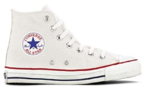 A Chuck Taylor All Star Hi-Top