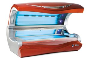 A Swedish tanning bed